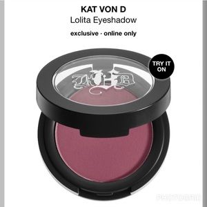 NIB Kat Von D Lolita Single Eyeshadow